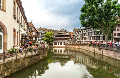 Elsass – Strassburg – Colmar