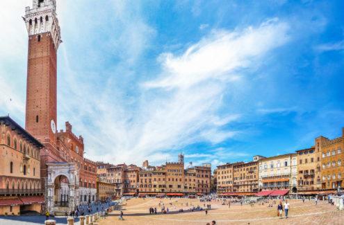 Toskana – Florenz – Siena