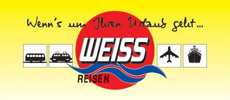 Weiss Reisen Logo
