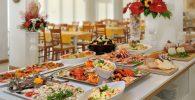 Speisesaal Essen©Hotel Principe Cattolica