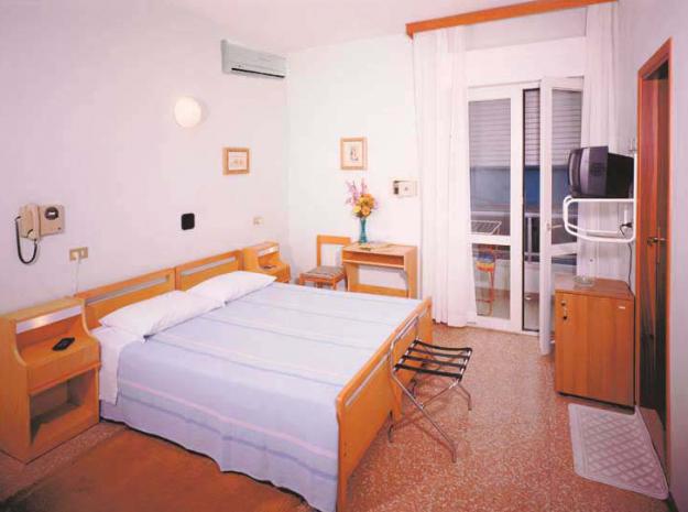 Zimmer©Hotel Ischia