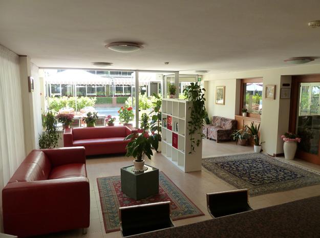 Eingang©Hotel Ischia