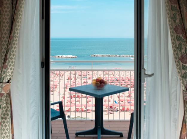 Balkon©Hotel Nord Est