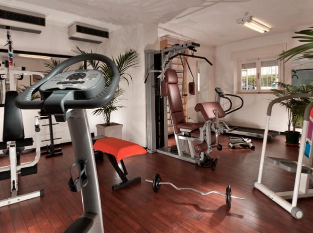 Fitnessraum©Hotel Nord Est