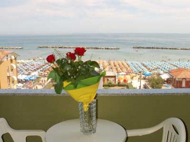 Balkon©Hotel Principe Gatteo Mare