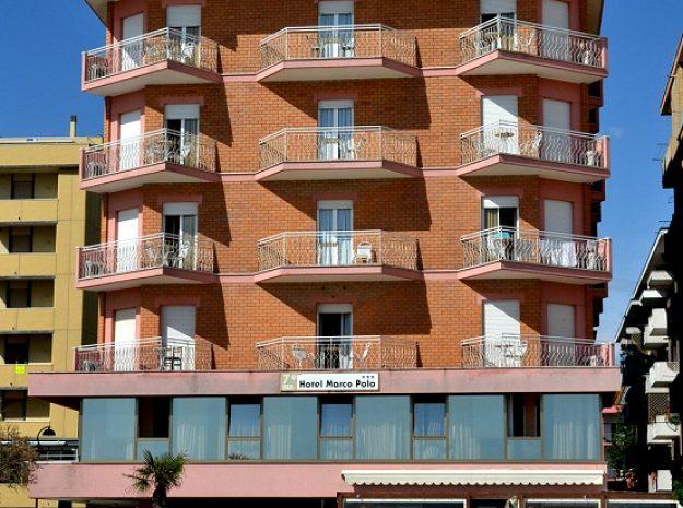 Hotel Marco Polo_Aussenansicht