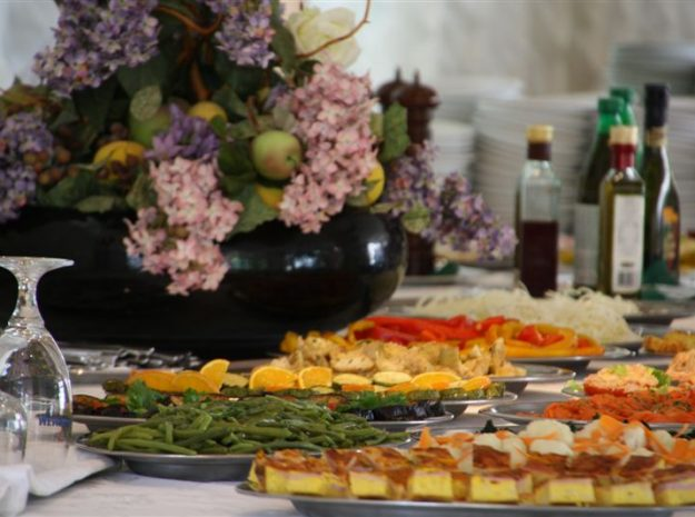 Buffet©Hotel Pacific