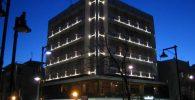Außenansicht Nacht© Hotel Principe Gatteo Mare