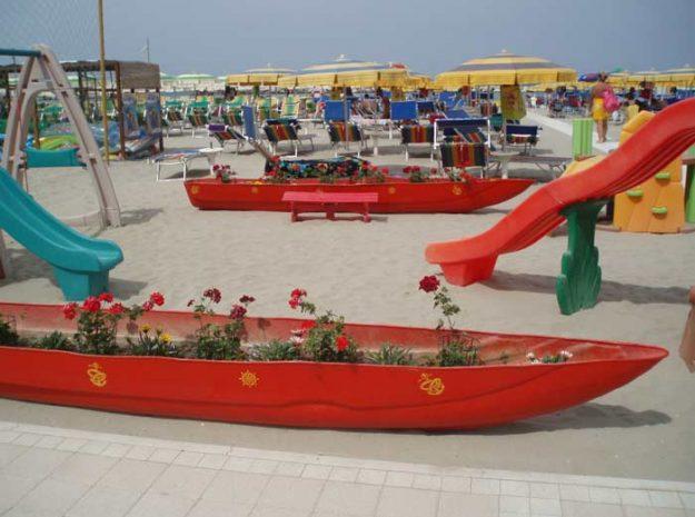 Strand©Hotel Principe Gatteo Mare