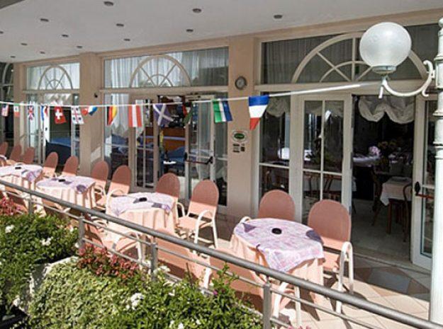 Hotel Saponi_Terrasse