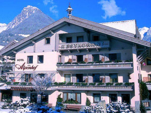 Ansicht©Hotel Alpenhof