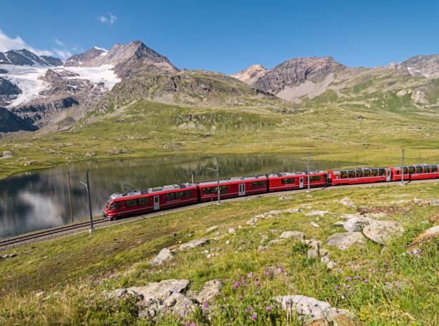 Berninalinie©Rhaetischebahn