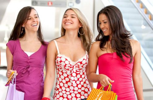 Shopping_Frauen©123rf