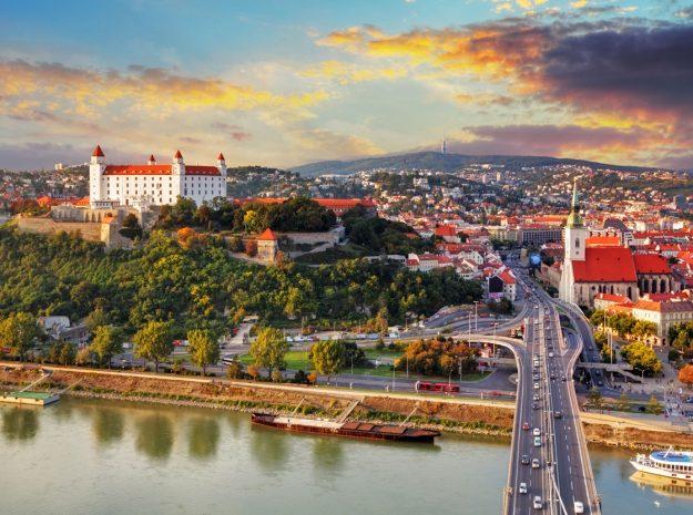 Bratislava©tomas1111/123RF