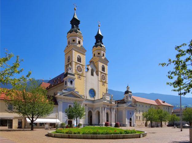 52133366 - brixen in alto adige, cathedral