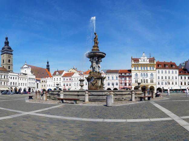 Budweis Marktplatz
