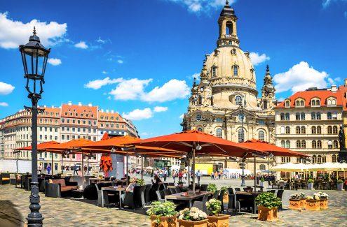 Dresden Frauenkirche ©seqoya/123RF