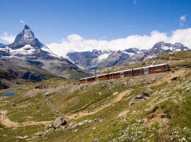 Gronergrat©Gornergrat Bahn