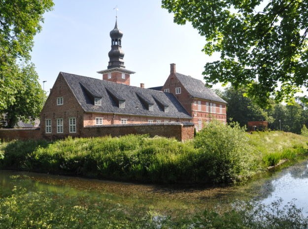 Nordsee, Schloss vor Husum ©Weiss Reisen
