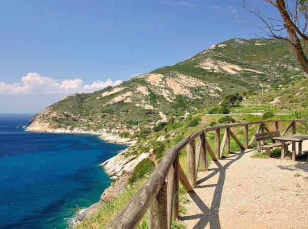 Aussicht Elba©Weiss Reisen