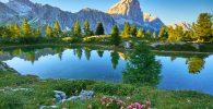 Lago di Limides©Jenny Sturm - Fotolia