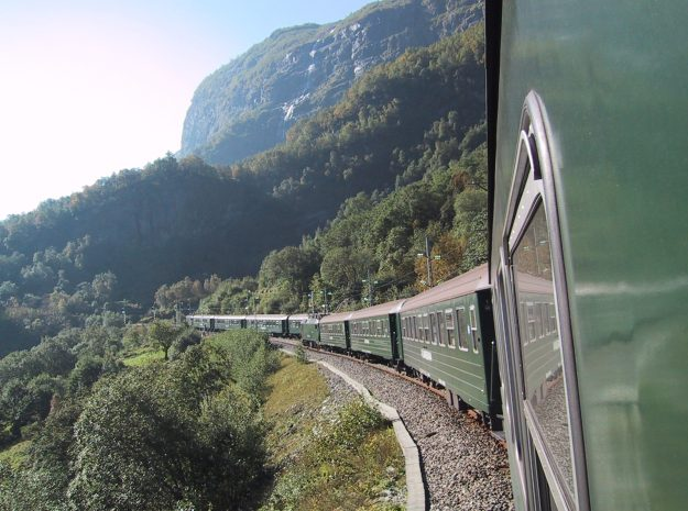 Norwegen Flambahn ©Weiss reisen