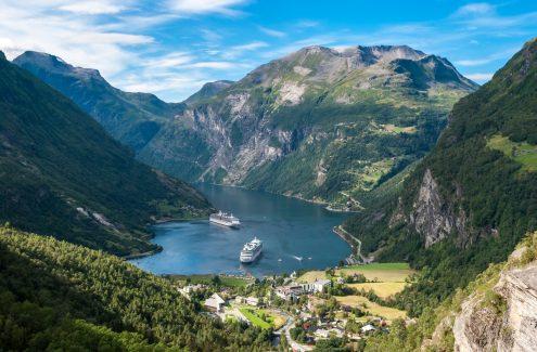 Norwegen_Geiranger ©Marco Saracco - Fotolia