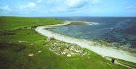 Orkney; Weltkulturerbe Skara Brae_©Behringer