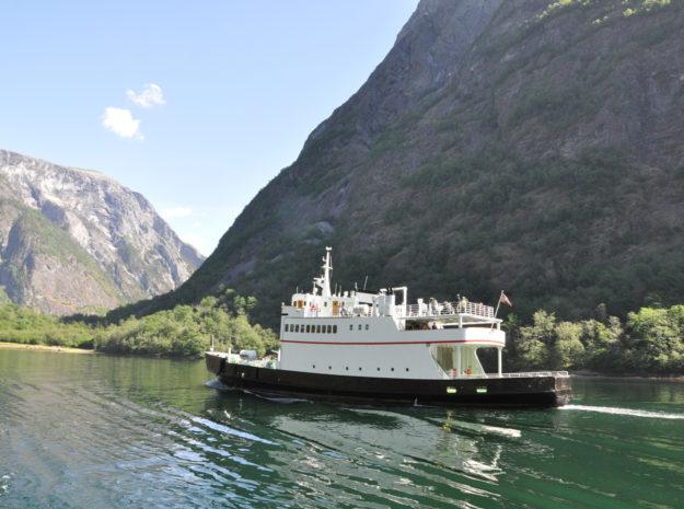 Südnorwegen Auerlandsfjord