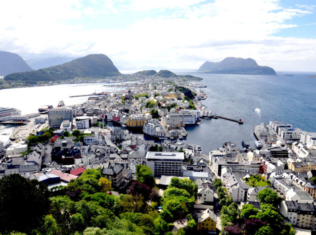 Südnorwegen_Aalesund