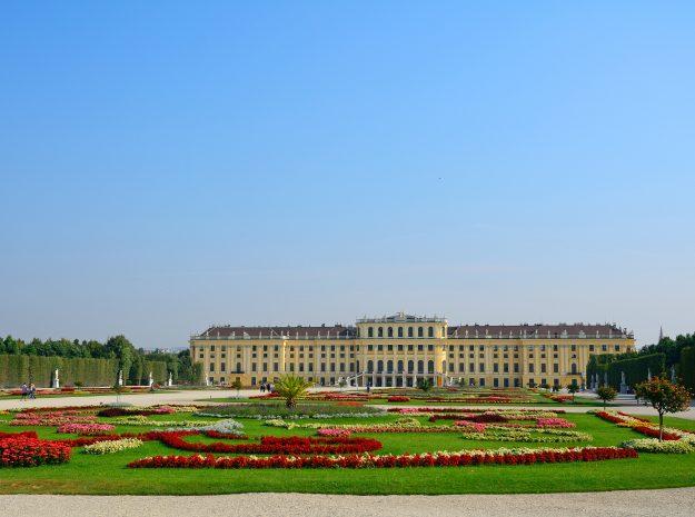 Schloss Schönbrunn©Fotolia