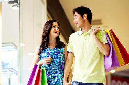 Shopping_Mann_Frau©123Rf