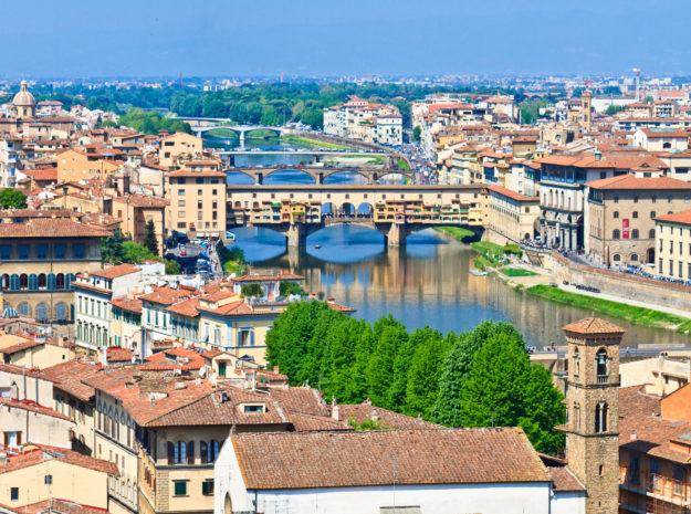 Toskana Florenz ©Zechal - Fotolia