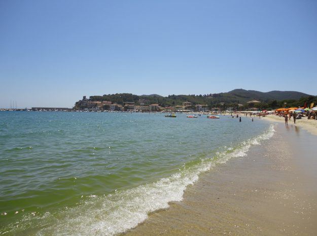 Insel Elba, Strand Marina di Campo ©Weiss Reisen