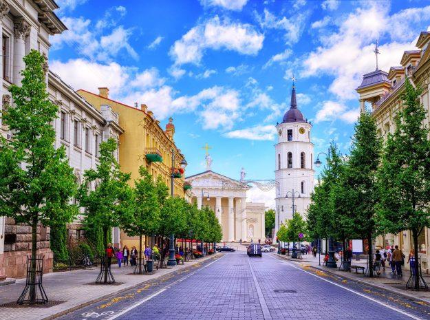 Vilnius©atomdruid123RF