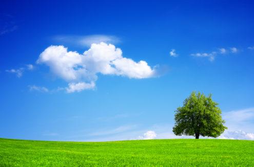 Wolken_Blauer-Himmel ©wajan - Fotolia