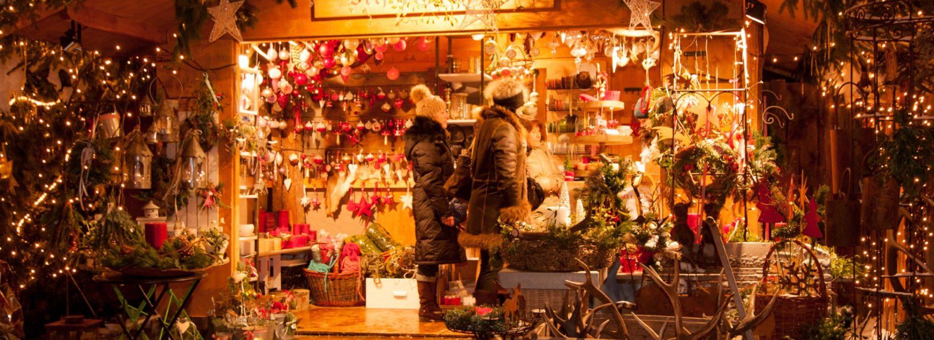 Bad Hindelang Weihnachtsmarkt.Erlebnisweihnacht Bad Hindelang Weiss Reisen Reiseburo