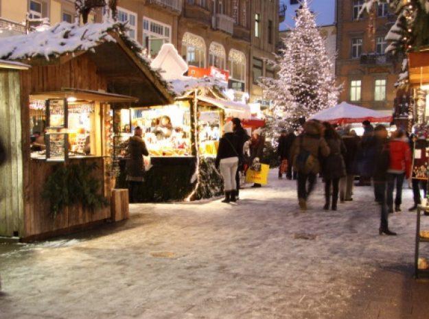 Weihnachtsmarkt Konstanz©Weiss Reisen