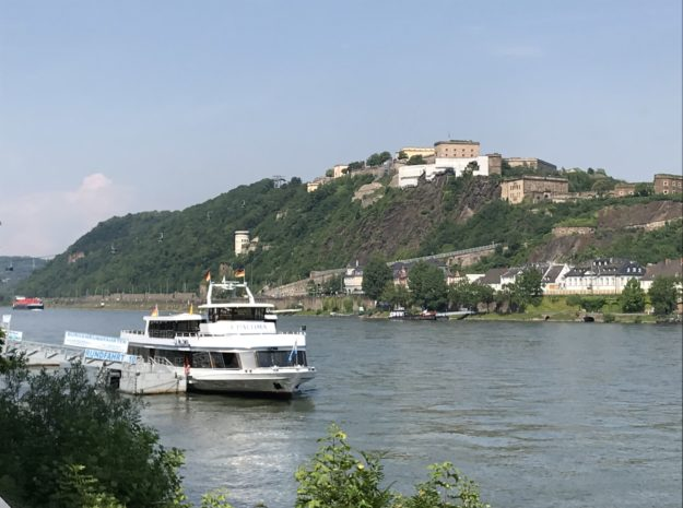 Koblenz_Festung Ehrenbreitstein