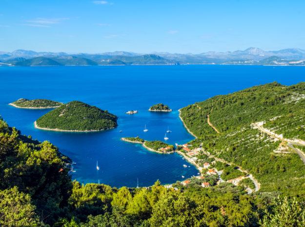 Kroatien Küste ©mirvav - Fotolia