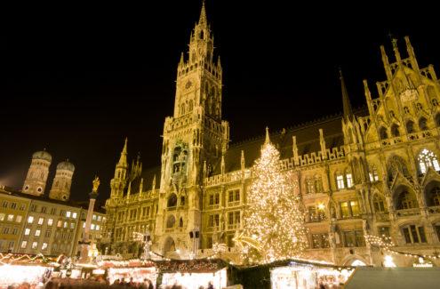 München_Rathaus-Weihnachtsmarkt©Fotolia