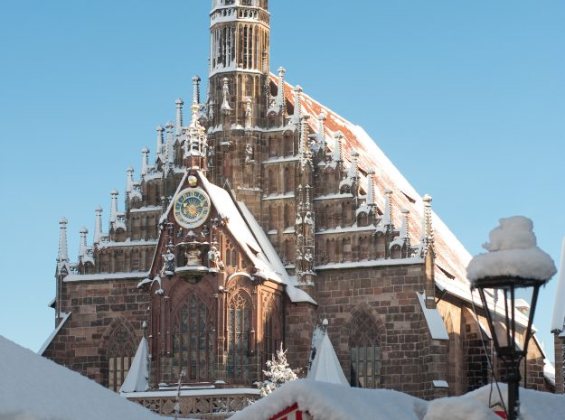 Nürnberg-Schnee ©Nürnberg-Presse