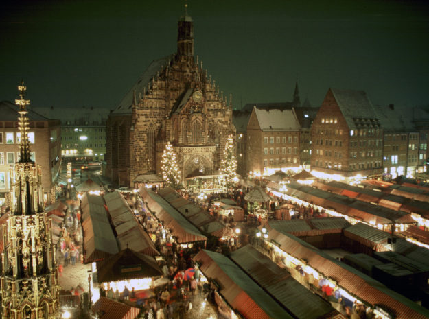 Nürnberg-Weihnachtsmarkt ©Presse-Nürnberg