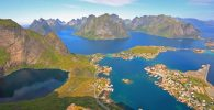 Norwegen_Lofoten©YellowSummer - Fotolia