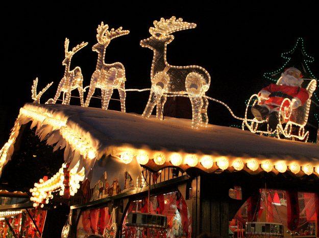 Weihnachtsmarkt ©normankrauss/123RF