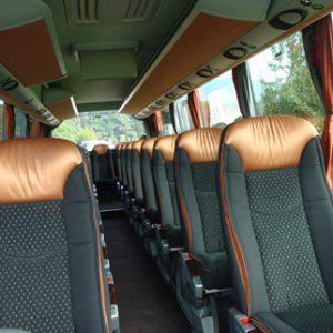 Reisebus Setra S 411 HD