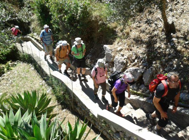Wandern Amalfiküste©Weiss Reisen