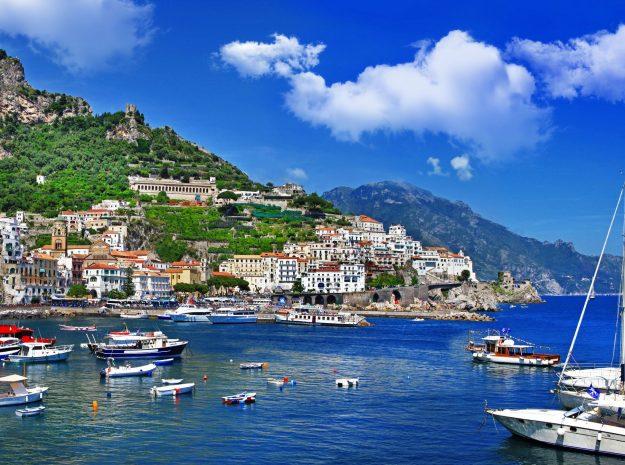 Amalfiküste-©123rf