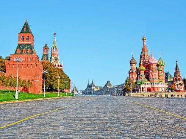 Moskau Roter Platz2©marina99123RF