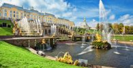 Peterhof, St. Petersburg